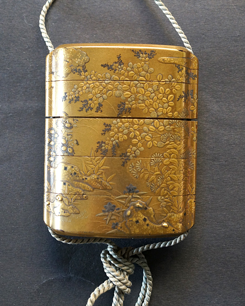 1. Gold lacquer inro.jpg